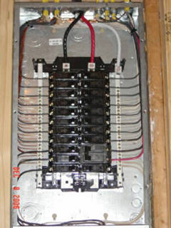 Circuit Breaker Panels - Detroit Area Electricians - Rader Electric